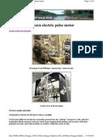 25282152 Konzen Electric Pulse Motor