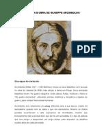 Biografia e Obra de Giuseppe Arcimboldo