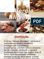 ALERGIA ALIMENTAR - LICCA (2008)