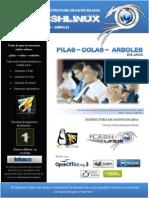 Estructura de Datos- Pilas, Colas, Arboles