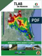 Atlas de Riesgos Mpios Tampico Madero y Altamira