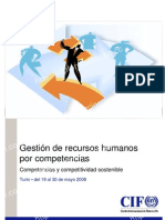 GESTIÓN DE RECURSOS HUMANOS POR COMPETENCIA