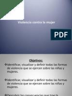 Presentación violencia contra la mujer