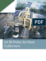 Jet III Pulse Jet Dust Collector
