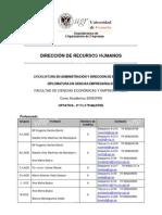REGISTRO DE EMPRESAS ACREDITADAS COMO CONTRATISTAS O SUBCONTRATISTAS DEL SECTOR DE LA CONSTRUCCIÓN DE LA COMUNIDAD AUTÓNOMA DE ANDALUCÍA ,Curso Académico 2008/2009