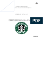 Studiu de Caz Starbucks