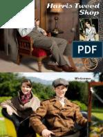 Harris Tweed Brochure-2013