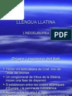 ORIGEN DEL LATÍN