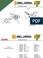 GG 8335 Belarra