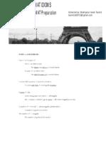 30 Days GMAT Preparation Idioms List