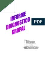 INFORME DIAGNÓSTICO GRUPAL f
