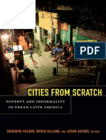 Cities from Scratch edited by Brodwyn Fischer, Bryan McCann and Javier Auyero