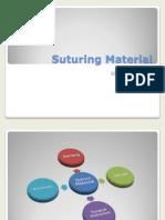 Suturing Material