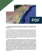 Comentario Plano Urbano Barcelona