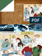 Departamento de Enfermeria Caracteristicas