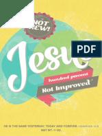 01.12.14 Traditional Bulletin | First Presbyterian Church of Orlando
