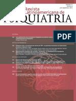 Rev Latinoamer de Psiquiatría 2012 vol 11 n4