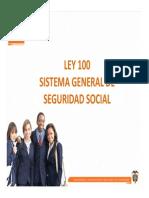 Resumen Ley 100