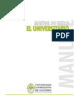 Manual El Universitario