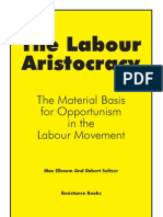 `The Labour Aristocracy