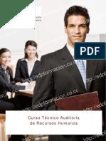 Tecnico en Auditoria de Rrhh