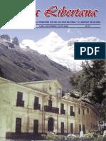 Revista Alma libertana Nº 1