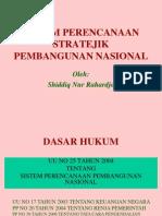 05 Sistem Perencanaan Pembangunan Nasional