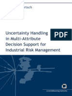 Decision Support for Industrial Risk Managment