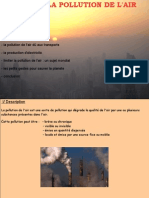 Expose Sur La Pollution de l Air