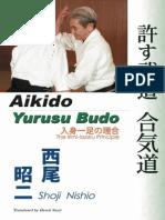 Shoji Nishio. Aikido-