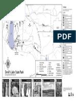 Devil's Lake Park Map