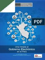 Una mirada al Gobierno Electrónico en el Perú