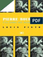 65603887 Pierre Bourdieu y La Teoria Del Mundo Social