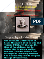 Kate Chopin The Storm