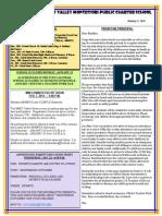 MVM Newsletter 2014.01.09