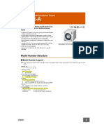Timer Analogic H3CR-A Datasheet