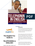 Telephoning Guide