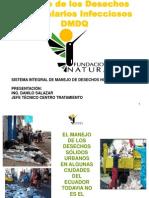 Utpl Congreso Gestion Ambiental Urbana 2009 Sistema Integral Manejo Desechos