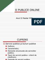 Servicii Publice Online