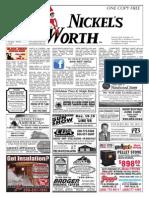 Nickel's Worth Issue Date 12-13