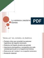 La herencia lingüística de España.pptx