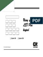 Ck 236 Ledkeypad