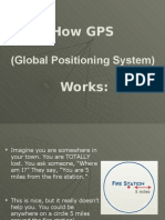 Working Of GPS