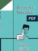 Historias buscadas_Conadi_ 12-2007