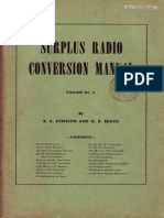 Surplus Radio Conversion Manual Vol2