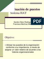 Integracion Analisis y Valuacion Hay