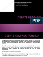 18.07 Aula Debate Regrado