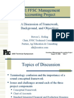 The FFSC Management Accounting Project