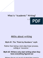 whatisacademicwriting-pptpresentation-110908110003-phpapp01