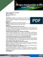 0176 Los Diezmos y Ofrendas